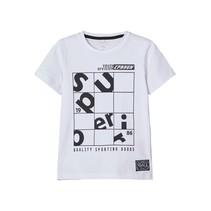 T-shirt Denver bright white