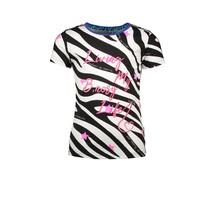 T-shirt ao zebra with artwork