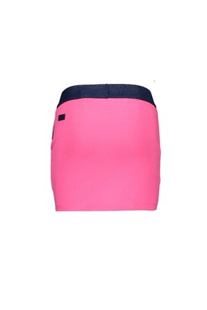 B.Nosy rok glitter suba with patched front pockets pink glo