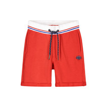short Arwin flame red