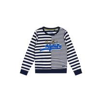 trui Arie dark blue stripe