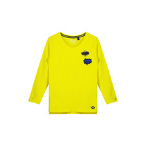longsleeve Andy blazing yellow