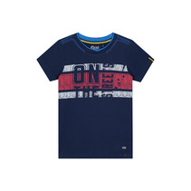T-shirt Alessio dark blue