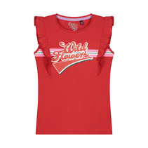 T-shirt Alisse flame red