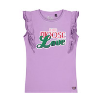 T-shirt Alisse bright lilac