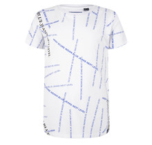 Indian Blue Jeans T-shirt next level white