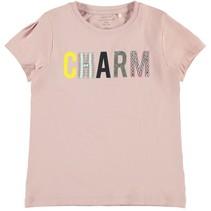 T-shirt Dekia pink nectar