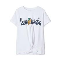 T-shirt Dinette bright white