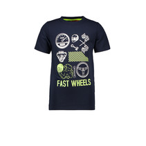 T-shirt fast wheels navy