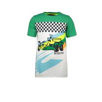 T-shirt circuit green
