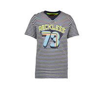 T-shirt stripe reckless navy