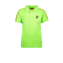 polo neon green gecko