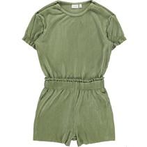 jumpsuit Diluca loden green