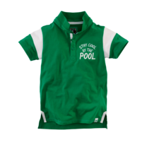 polo Sander groovy green