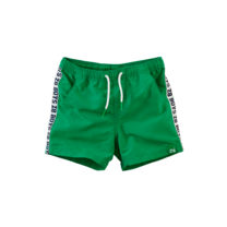 short Michael groovy green