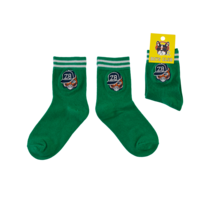 sokken Lex groovy green