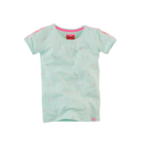T-shirt Dewi mighty mint hearts