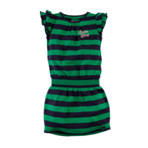 jurk Michelle groovy green