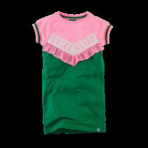 jurk Davinia groovy green