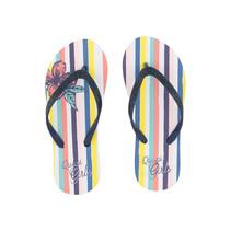 slippers Anika multi stripe