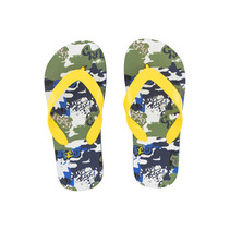 slippers Austin grafiti aop