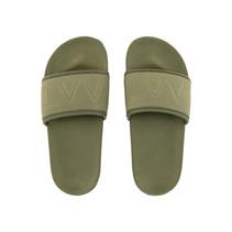 slippers Foran leaf green