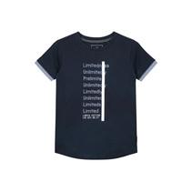 T-shirt Gerben dark navy