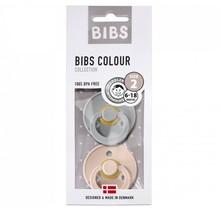 Bibs spenen duo pack cloud/blush 2 (6-18mnd)