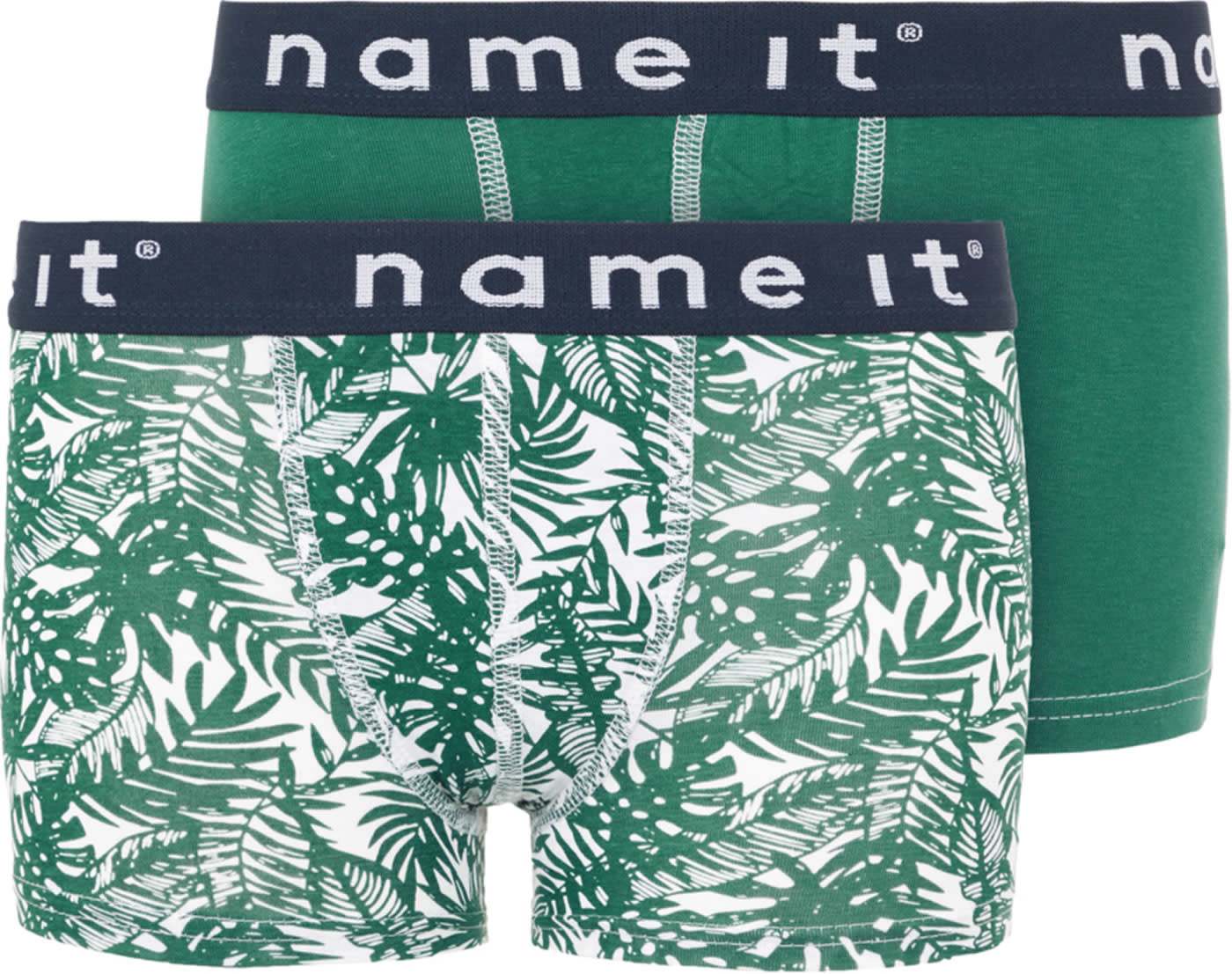 Name It Name it boxer 2-pack bayberry aop