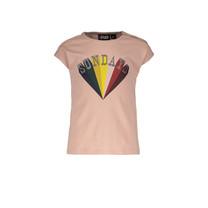 T-shirt divers light pink