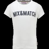 T-shirt Herina spring white