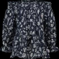 blouse Lanne dark blue