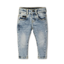 spijkerbroek light blue denim