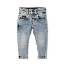 spijkerbroek light blue denim