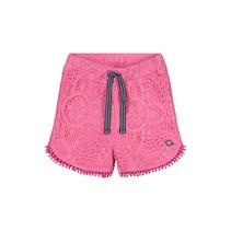 short Bruna hot pink