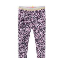 legging Britta light pink leopard