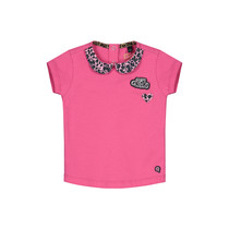 T-shirt Bloom hot pink
