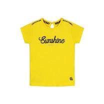 T-shirt Bijou banana yellow