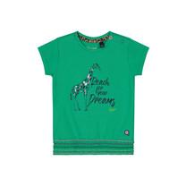 T-shirt Bibe jungle green