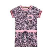 jurkje Balou light pink leopard
