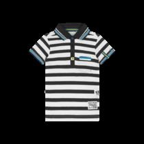 polo Blaze dark grey stripe