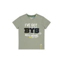 T-shirt Bert shadow green