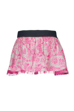 B.Nosy rok Delfts aop whith mesh hem detail Delfts pink