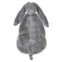 deep grey rabbit Richie tuttle