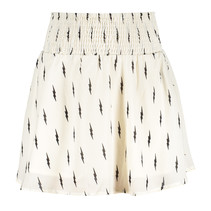 rok Ninte off white/ lightning print