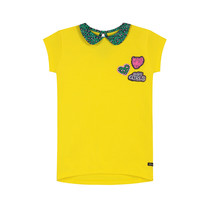 T-shirt Andie banana yellow