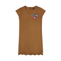 jurk Aloha brown