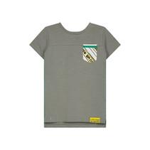 T-shirt Ajay shadow green