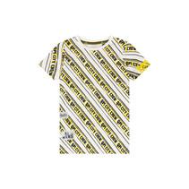 T-shirt Adam empire yellow stripe
