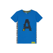 T-shirt Abdel fresh blue